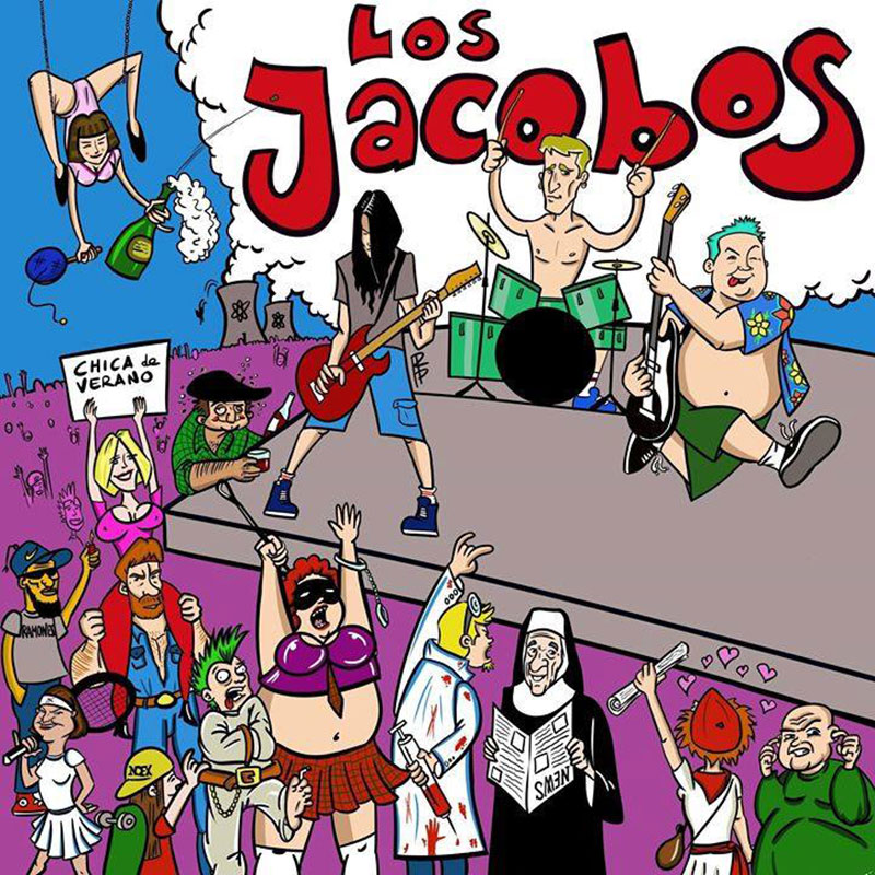 Los Jacobos
